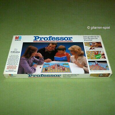 Professor - Das große Quiz für die ganze Familie ab 8 Jahren - MB Spiele 1A Top! (Top-spiele Für Die Familie)