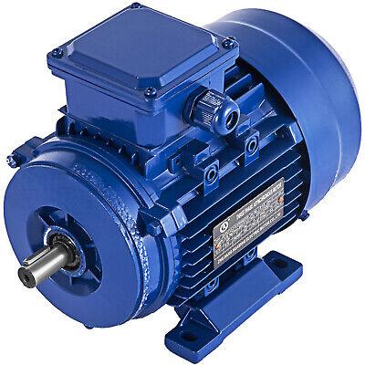 12 Hp Electric Motor 3 Phase B3 3000 Rpm 230 400 Volt New Vevor