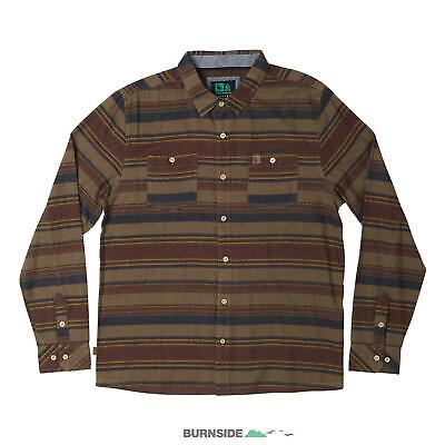 Hippytree Shirt Ashbury Flannel Long Sleeve Shirt