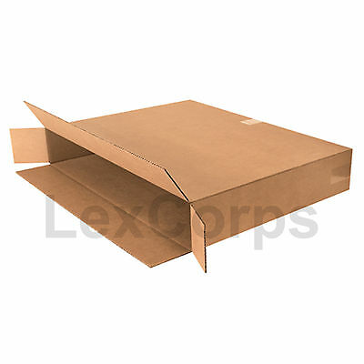 20 Qty 30x5x24 Shipping Boxes Lc Mailing Moving Cardboard Storage Packing