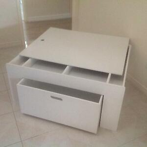 Lego Table - white Thornlie Gosnells Area Preview