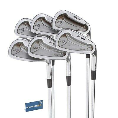 Mizuno Iron Set MX-23 / Steel / 5-PW / Dynamic Gold Lite R300 Regular Shaft