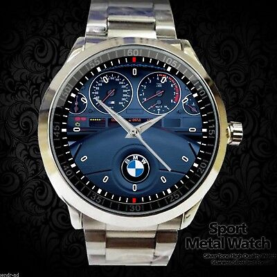 BMW M5 E39 Wristwatches Sport Metal Watch Best Luxury