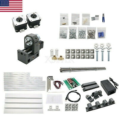 3 Axis Cnc 3018 Laser Engraving Machine Carving Pcb Milling Machine Router Us-
