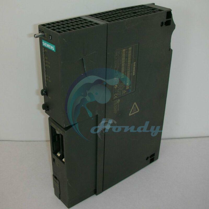 1PC Used Siemens PLC 6ES7407-0KA02-0AA0 6ES7 407-0KA02-0AA0