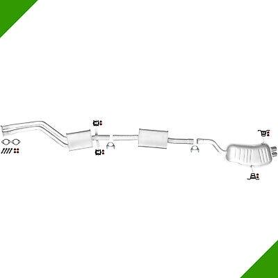 ANBAUSATZ für Endtopf BMW E36 320i 323i