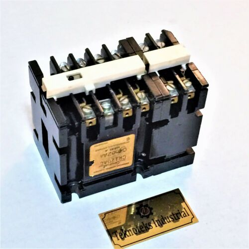GENERAL ELECTRIC  CR120AC03002AA SER A RELAY