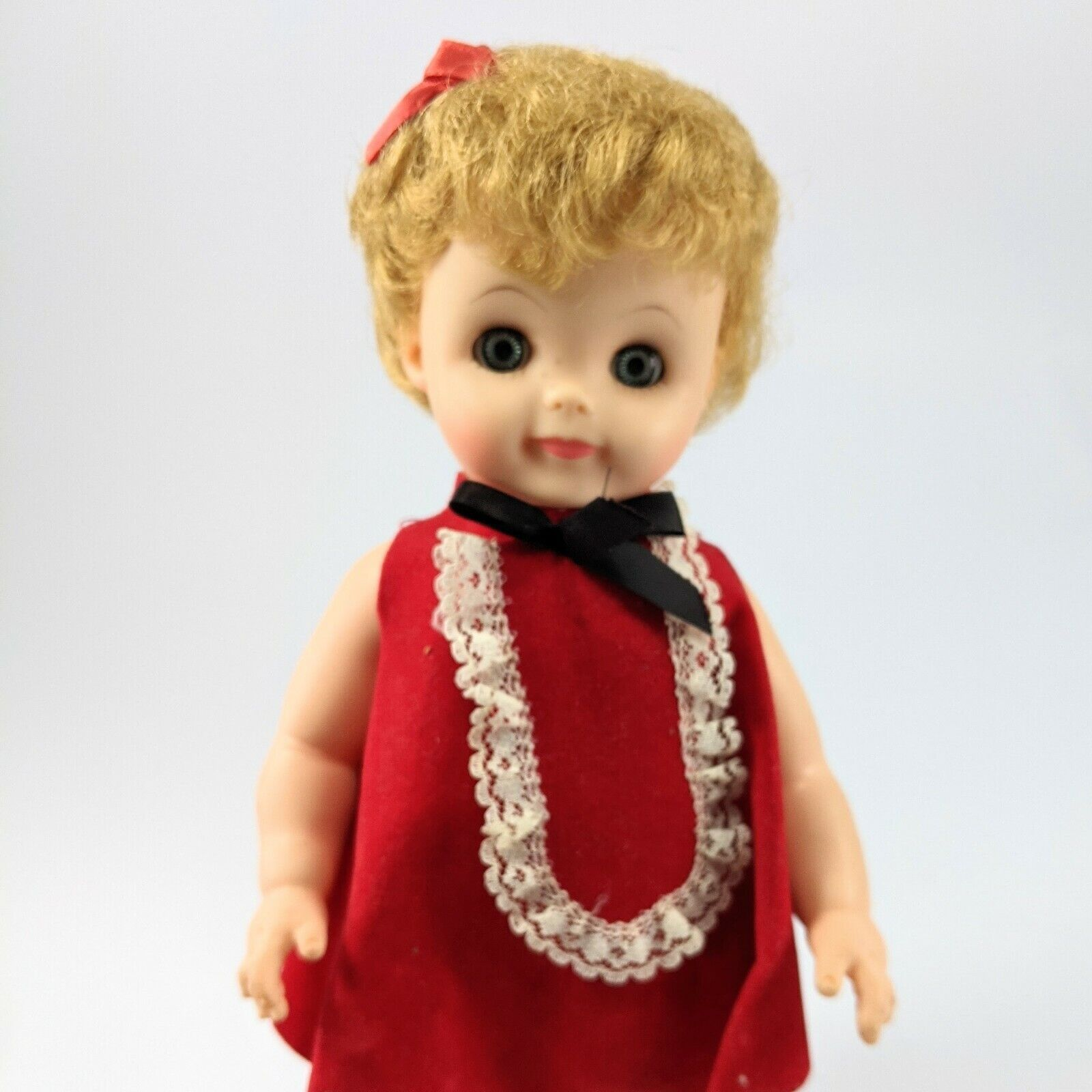 """Vintage 1960's Baby Doll Made in USA 11"""" tall"""