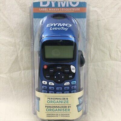 Dymo Letratag Handheld Label Maker Lt-100h