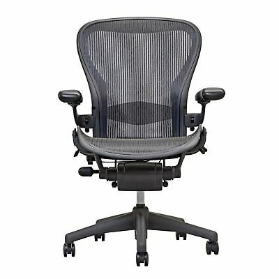 Herman Miller Aeron Chair Size C -  Fully Loaded With Lumbar, usado segunda mano  Embacar hacia Mexico