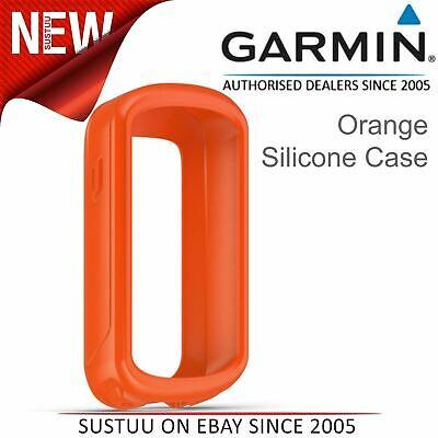 Garmin Silicone Case¦Protective Cover¦For Edge 830 GPS Bike Computer¦Orang