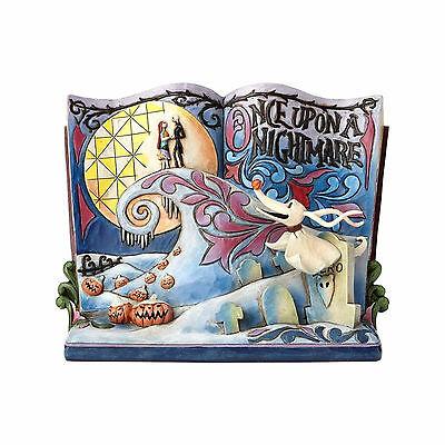 Jim Shore Disney Nightmare Before Christmas Storybook Jack New 2017 4057953