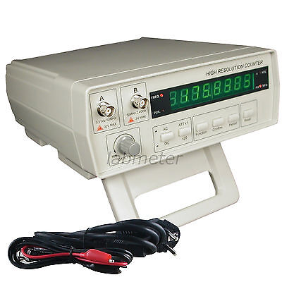Vc3165 Radio Frequency Counter Rf Meter 0.01hz2.4ghz Professional Tester