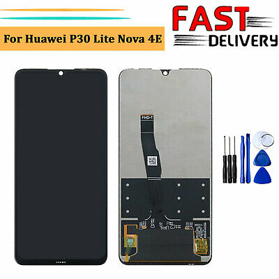 LCD Display Touch Screen Digitizer Replacement for Huawei Honor P30 Lite Nova 4E