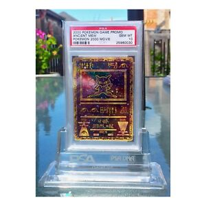 Pokemon Cards Collection PSA 10s + Display Stands