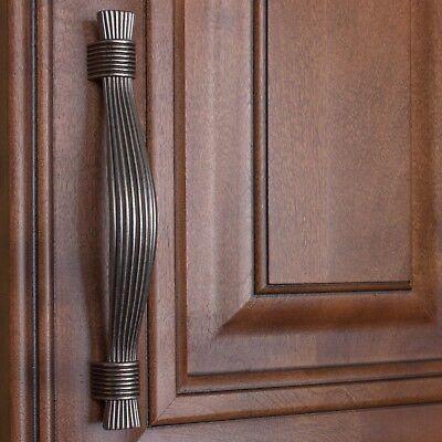 """GlideRite 5"""" CC Tassel Kitchen Cabinet Drawer Pull Aged Pewter - 901683-128-AP-1"""