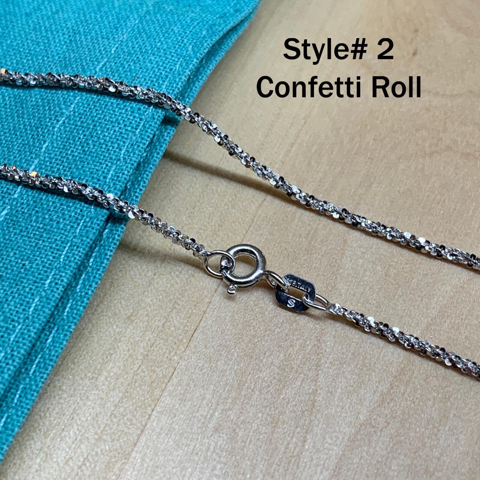 2 - Confetti Roll