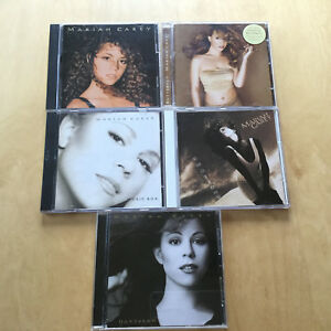 5 CD / Mariah Carey Collection
