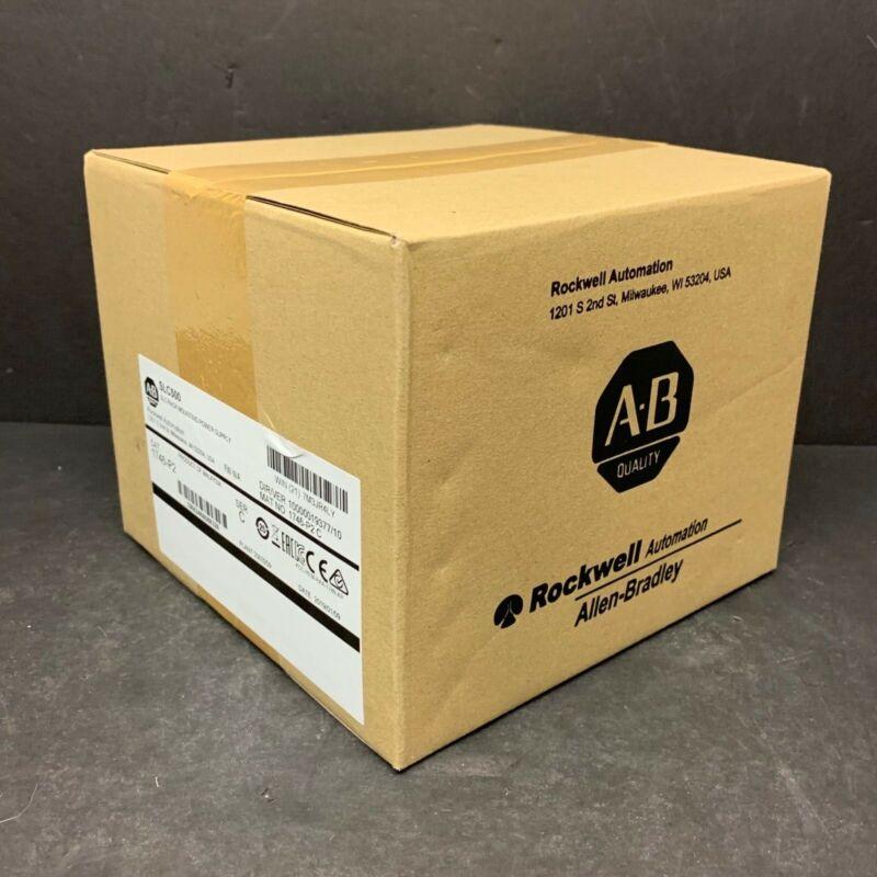 2019 New Allen Bradley 1746-P2 1746P2 C SLC 500 AC Power Supply Rack Chassis PLC