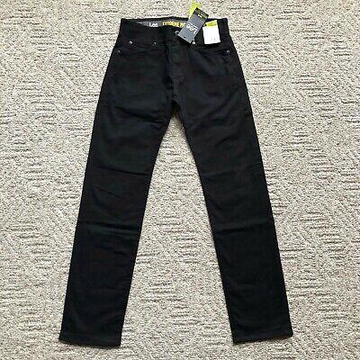 - NWT Lee Men's Modern Series Extreme Motion Slim Straight Leg Jeans 2015435 Black