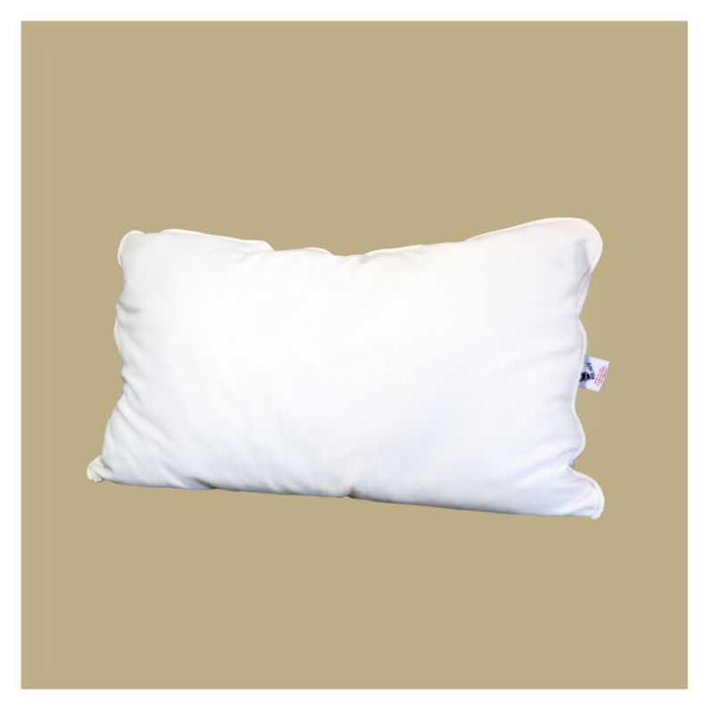 "New Malpaca Queen Size Pillow 19"" X 30"" W.4.0 Lb Alpaca Full Fill"