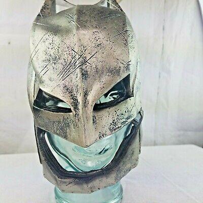 Latex Superman Costume - Armored Batman Latex Child Mask Costume Batman v Superman: Dawn of Justice