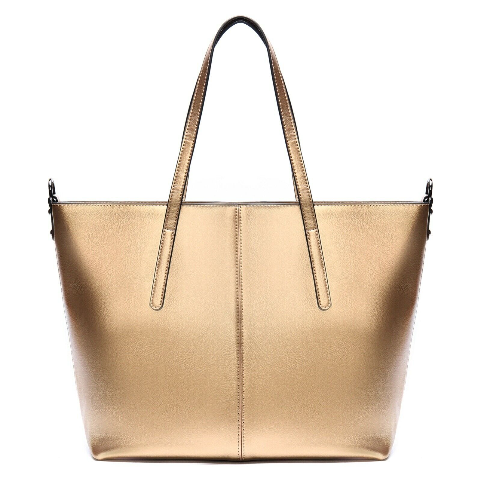 women s genuine leather tote bag shoulder