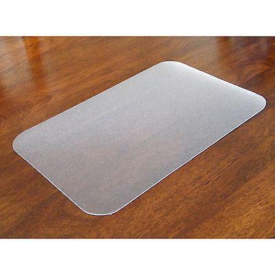 Floortex Anti-microbial Desk Pad 19x24 Clear Fphmtm4861ev