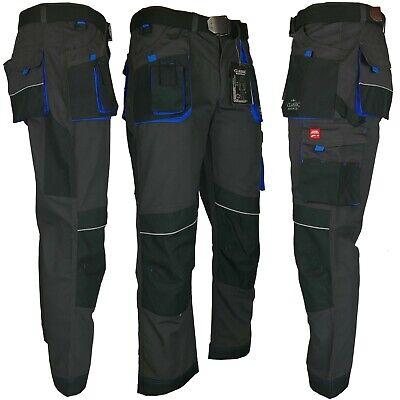 Arbeitshose Bundhose Arbeitskleidung Hose Herren Grau Schwarz Blau Gr. 44-64