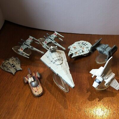 Star Wars Micro Machines Vehicle Collection