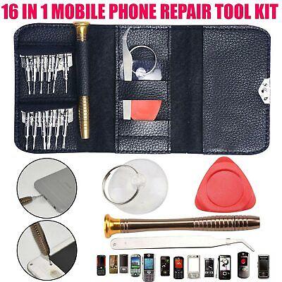 Repair Screwdriver Set Tool Kit 16 In 1 Mobile Phone For IPhone 5 6 7 8 X iPad