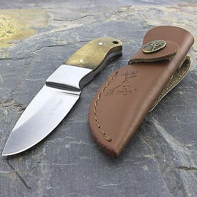 Skinning Knife Leather Sheath (5