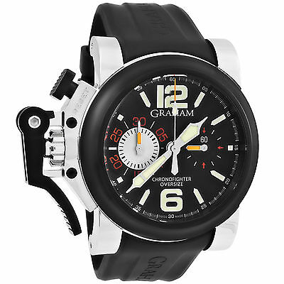Graham Chronofighter Oversize Limited Edition Automatic Men Watch 2OVBV.B07A.K10
