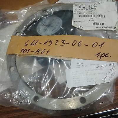New Okuma Mxma40h Brake Plate Liner 611-1523-06-01 For Cnc Machine