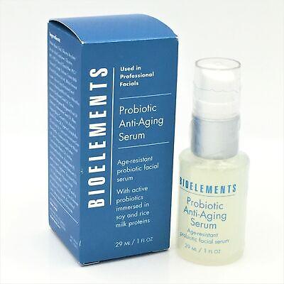 Bioelements Probiotic Anti-Aging Serum 29ml/ 1oz