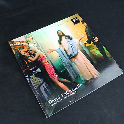 David LaChapelle Jesus is My Homeboy R+V Photography Exhibition Catalog Book