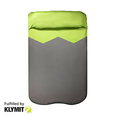 Klymit V-Sheet Double Camping Sleeping Pad Cover - Factory Second