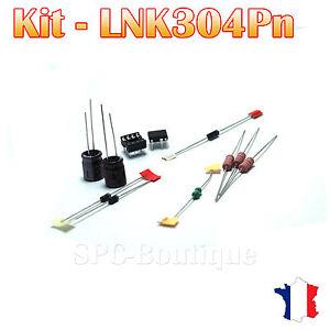 Kit-Universel-LNK304Pn-Carte-L1790-L1373-L1782-L1799-L2158-L2524