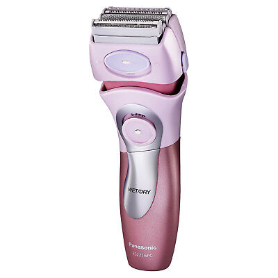 Panasonic Close Curves 4-BLADE WOMEN'S ELECTRIC SHAVER w/ BIKINI TRIMMER Wet Dry for sale  Shipping to India