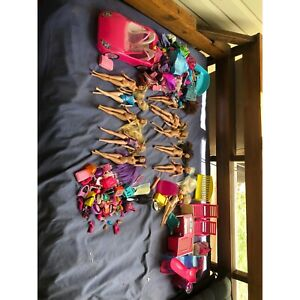 Barbies galore