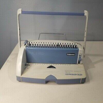 Fellowes Pb 150 Plastic Comb Binding Machine Max 240 Sheets