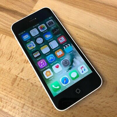 Apple iPhone 5c - 16GB - White - A1532 - Unknown Carrier - Excellent Conditioon