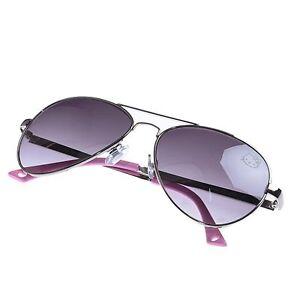 Pan Oceanic Adult's Hello Kitty Aviator Sunglasses - Silver