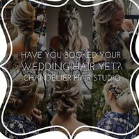 Licensed hairstylist mobile for weddings