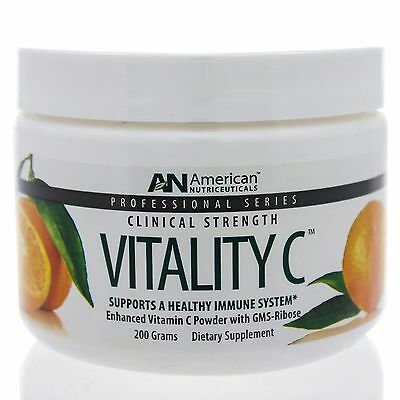 American Nutriceuticals VITALITY C 200 G