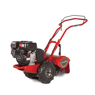 24598 Earthquake Victory 4-Cycle Rear Tine Reverse Rototiller BAD BOX + WARRANTY