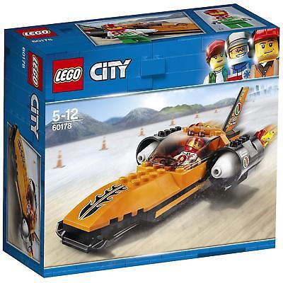 LEGO CITY 60178 - Bolide da record