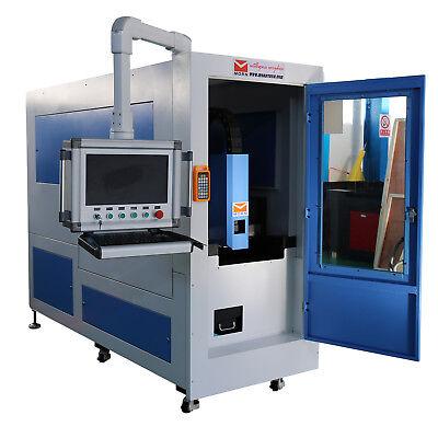 750w Fiber Laser Cutting Machine Perfect Metal Cutter 400200mm Table