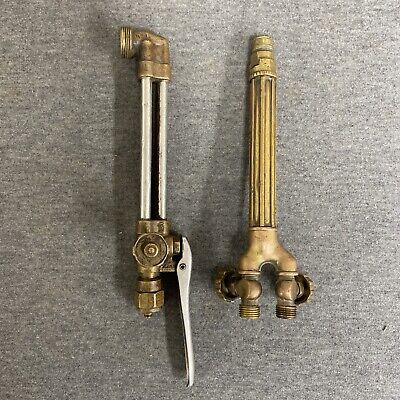 Victor 100 Series Welding Torch Model Ca1350 No Tip