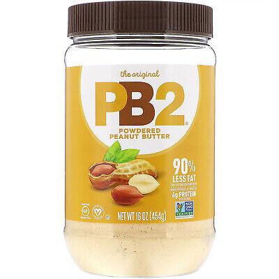 Bell Plantation PB2 Powdered Peanut Butter 16 oz 453 6 g (16 Ounce Bell)